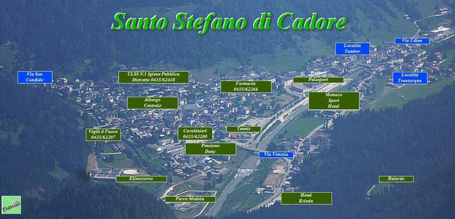 Servizi Turistici a Santo Stefano di Cadore