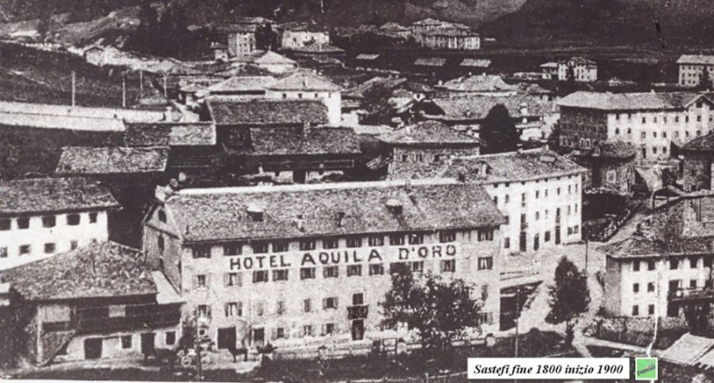 Santo Stefano di Cadore - Grand Hotel Aquila d'Oro