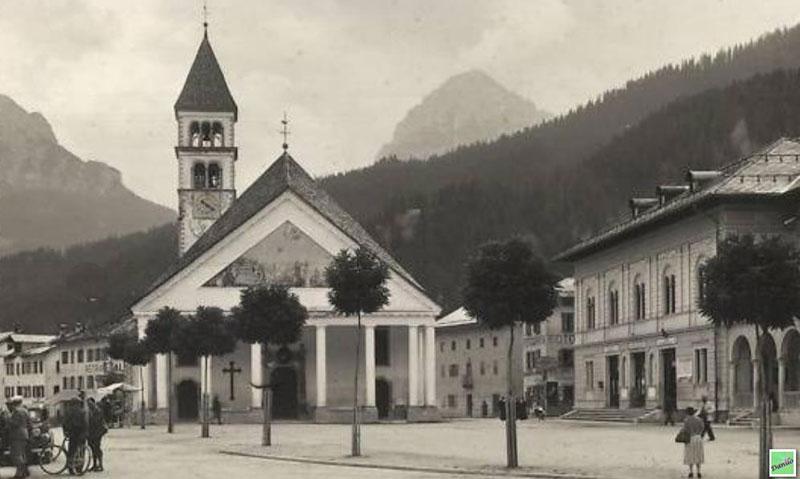 La chiesa matrice del Comelico a Santo Stefano di Cadore