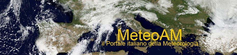 Previsioni meteo dell'Aeronautica Militare